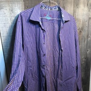 Robert Graham button down 3XL